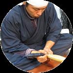 02: 竹刀名彫り無料